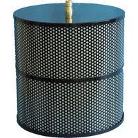 忍足研究所 OSHITARI 水用高性能フィルター OMFフィルタ Φ300×300 2個入 OMF-300AK 1箱(2個) 819-0008 (直送品)