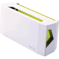 SHIMADA(シマダ) Luics インテリア捕虫器 LuicsC ホワイト 105417 1台 819-4090 (直送品)