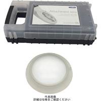 オーツカ光学 LUXO LED照明拡大鏡LUXO用補助レンズ 6倍 PUL 6D 1台 818-5329 (直送品)