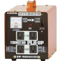 スター電器製造 SUZUKID プラアップ STX-01 1台 818-6010 (直送品)