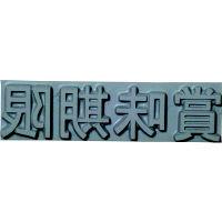 山崎産業(YAMAZAKI) テクノマーク特注活字(3mm)賞味期限 K500-31 1個 819-2213 (直送品)