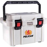 Pelican Products(ペリカンプロダクツ) 20QT エリートクーラー マリンホワイト 3220QMCWHT 1個 818-4935 (直送品)