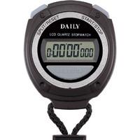 リズム時計(Rhythm Watch) DAILY ストップウォッチ 8RDA60DA02 1個 821-8014 (直送品)