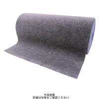 ワタナベ工業 ファインコード FC-160 ダークグレー 182cm×20m FC-160W 1巻 794-5230 (直送品)