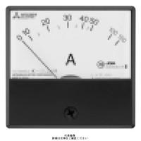 三菱電機(Mitsubishi Electric) 電気計測機器 交流電流計 YS-12NAA B 0-250A 250/5A 1個 (直送品)
