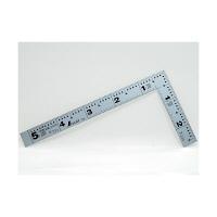 シンワ測定 曲尺平ぴた シルバー 併用目盛 5寸/呼寸 16cm 10038 1本 (取寄品)
