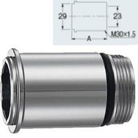 カクダイ F.V.連結管(T型)  0471TN-150 1セット(3本:1本×3) (直送品)