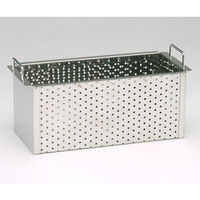 エスエヌディ(SND) 洗浄バスケット 本体槽サイズ1.6L用 25-0730 1式 61-0084-11 (直送品)