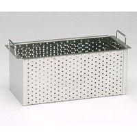 エスエヌディ(SND) 洗浄バスケット 本体槽サイズ2.6L用 25-0733 1式 61-0084-15 (直送品)