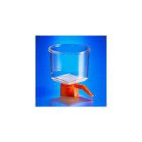 ボトルトップフィルター 500mL CA(セルロースアセテート) 0.45μm 430514 12袋入 61-4692-42 (直送品)