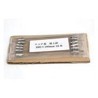 翼工業(VAN) VAN金属針 90°カット先 22G×100 ロック基 01036261 1箱(12本) 61-9093-41 (直送品)