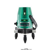 山真製鋸 グリーンレーザー三脚・受光器付 GLZ-4+W 1個 (直送品)