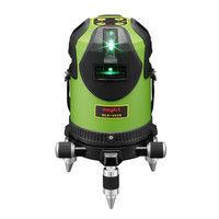 マイト工業 レーザー墨出し器マイティライン MLS-443G 1個 (直送品)