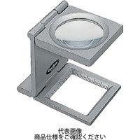 カートン光学(Carton) カートン 縞見ルーペ 15mm 7倍 R412 1個 827-5677 (直送品)