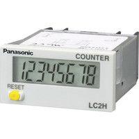 パナソニック(Panasonic) Panasonic トータル電子カウンタ LC2H-FE-2KKパネル取付 AEL3620 836-4931 (直送品)