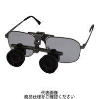 福井眼鏡 フェザント 精密作業用ルーペ 2.5×26 FG112 1個 855-2649 (直送品)