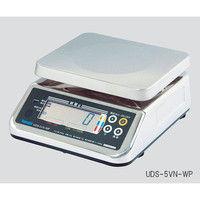 大和製衡 デジタル上皿はかり UDS-5VN-WP-3 1個 3-4672-04 (直送品)