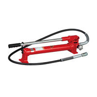 マサダ製作所 手動式油圧ポンプ MP1-W 1台 (直送品)