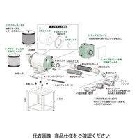 オーム電機(OHM) フィルタ OMC-F105-CS-F00 1セット(2台) (直送品)