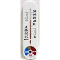 熱中症注意計(温度計+熱中症注意目安) TG-9631 2個 エンペックス (直送品)