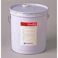 ミドリ安全 静電床材用ワックス エレパスワックス 18リットル入 1缶(18リットル入)(直送品)