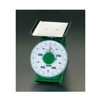 esco(エスコ) 2.0kg(10g)上皿はかり EA715AB-2 1個 (直送品)