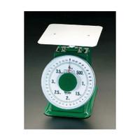 esco(エスコ) 4.0kg(10g)上皿はかり EA715AB-4 1台 (直送品)