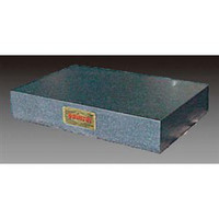 esco(エスコ) 250x250x75mm精密グラナイト定盤(JIS1級) EA719XA-3 1個 (直送品)