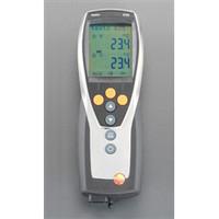 esco(エスコ) 温度・湿度計(デジタル) EA742DS 1個 (直送品)