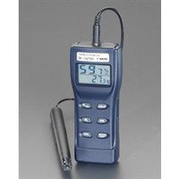 esco(エスコ) デジタル温度・湿度計 EA742GL 1個 (直送品)