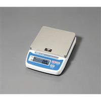 esco(エスコ) デジタルはかり コンパクトスケール 3.1kg(最小表示1g) EA715A-13 1台 (直送品)