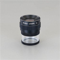 esco(エスコ) x7/23mmスケールルーペ EA756D-7 1個 (直送品)