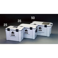 esco(エスコ) 578x318x366mm/35L保冷ボックス EA917AN-35 1個 (直送品)