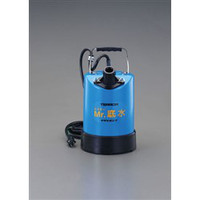 esco(エスコ) AC100V/640W(50Hz)/25mm水中ポンプ EA345JF-50 1台 (直送品)