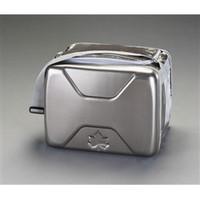 esco(エスコ) 430x350x350mm/40L保冷ボックス(折畳み式) EA917AP-40A 1個 (直送品)