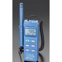 esco(エスコ) デジタル温度・湿度計 EA742EA-1 1個 (直送品)