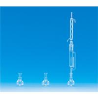 東京硝子器械 透明共通摺脂肪抽出 セット  000-10-27-01 1組 (直送品)