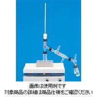 東京硝子器械 ホールキャップ 15mm 10個 000ー10ー30ー75 1個 (直送品)