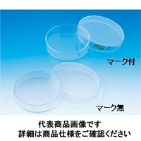 東京硝子器械 Fine シャーレー マーク付 60  792-02-12-01 1個 (直送品)