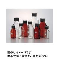 三商 SG(ガラス)ボトル 白 PNキャップ付 100ml 85-1301 (直送品)