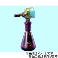 三商 三商印 硝子製噴霧器 茶 M型 60mL  82-1195 1個 (直送品)