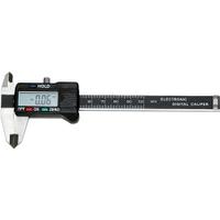 藤原産業 SK11 デジタルノギス 10cm SDV-100 1セット(2個:1個×2) (直送品)