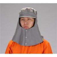 esco(エスコ) [L]溶接用帽子(八角) EA370CB-3 1セット(2枚) (直送品)