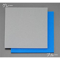 esco(エスコ) 100x100x10mm発泡ポリエチレン(灰/5枚) EA997XD-111 1セット(60枚:5枚×12パック) (直送品)