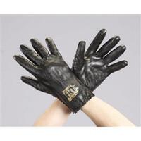 esco(エスコ) [L/260mm]手袋・静電・耐溶剤(ポリウレタン製) EA354BF-42 1セット(2双) (直送品)