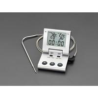 esco(エスコ) 0°/+250℃デジタル温度計 EA701MC-1 1セット(3個) (直送品)