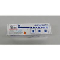 エスコ 遊離塩素用粉末試薬剤[100回分] EA776Cー10 1セット(2本入) EA776Cー10 (直送品)