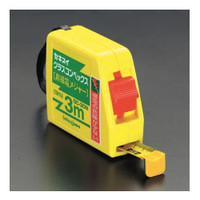 esco(エスコ) 3mグラスファイバー絶縁メジャー EA720AC-3 1セット(2個) (直送品)