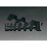 esco(エスコ) 電線ゲージ EA725WX-1 1セット(3個) (直送品)