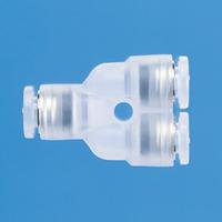 サンプラテック ケミフィットC1Yユニオン EYB1/4ーC1  10158 1個 (直送品)
